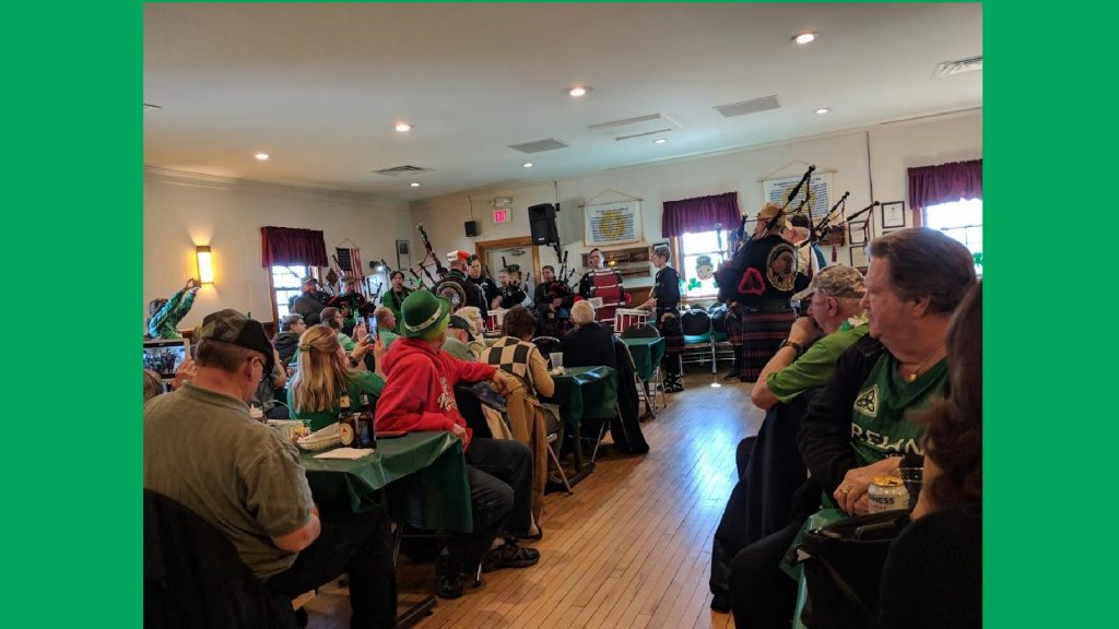 St. Patrick's Party at Post434